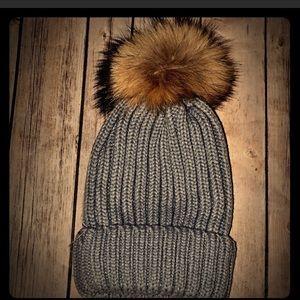 Accessories - ‼️SALE‼️🔥 REAL Fur beanie